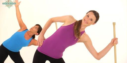 10-AM - LEVEL #2 -  Exercising for Bone Health begins Sept. 23rd