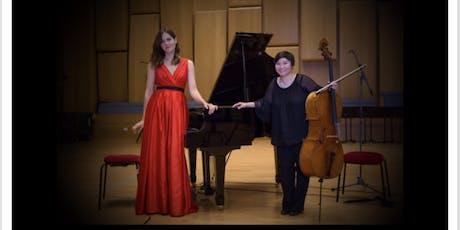 Klavier & Cello im Dialog - Pianocello Duo Tickets
