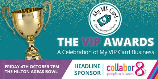 The VIP Awards 2019- A celebration of Hampshire Businesses!