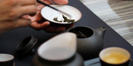 Dégustation de thés privées billets