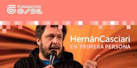 Hernán Casciari en primera persona entradas