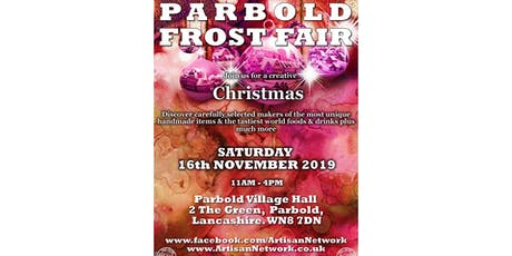 Parbold Frost Fair 2019 tickets
