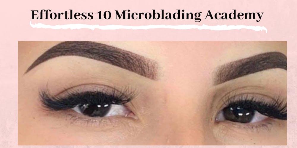 Microshading Process