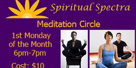 Meditation Circle - Fall 2019 tickets