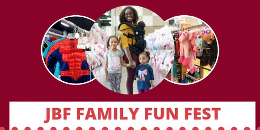 JBF Tucson SWAG Bags and Family Fun Fest Exhibitor Registration - Back to School Sale 2019