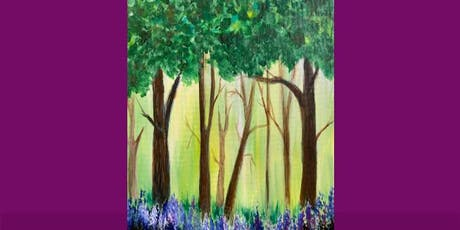 """NEW """"Standing Tall"""" Acrylic Painting Class 8/21 tickets"""