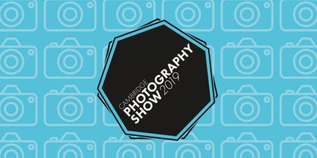 Cambridge Photography Show 2019 tickets