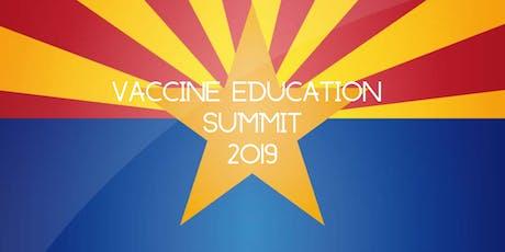 Vaccine Education Summit 2019 tickets