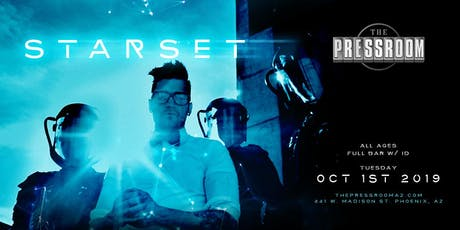 Starset tickets