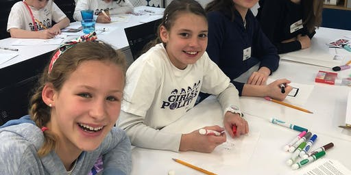 Camp Parliament for Girls London 2020