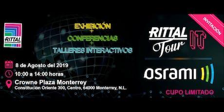 Rittal Tour IT- OSRAMI boletos