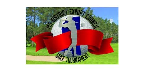 1st Annual MSDEC Golf Tournament  tickets