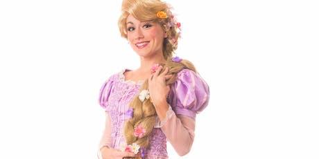 Beautiful Braids with Rapunzel tickets