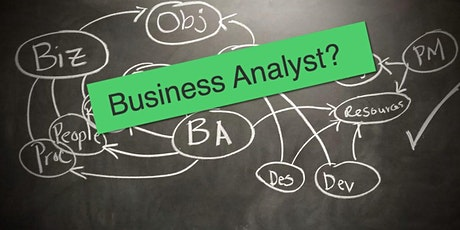 Business Analyst(BA)Training-Montreal  tickets