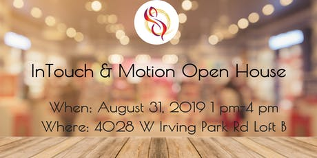 InTouch & Motion Open House tickets