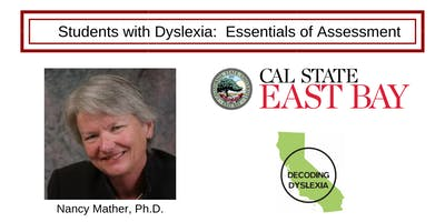 Students with Dyslexia:  Essentials of Assessment