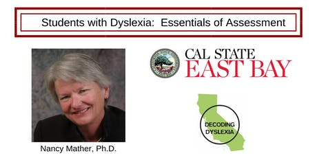 Students with Dyslexia:  Essentials of Assessment tickets