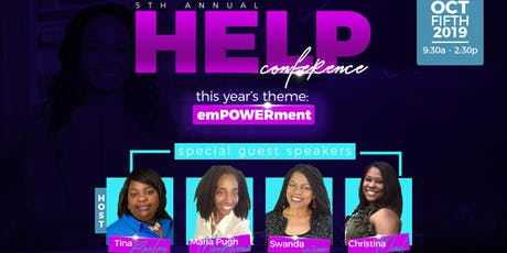 5th Annual HELP Conference tickets