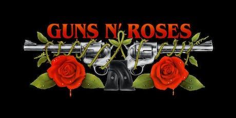 GUNS & ROSES, METALLICA & AC/DC - A HEAVY DJ TRIBUTE & HALLOWEEN PARTY! tickets