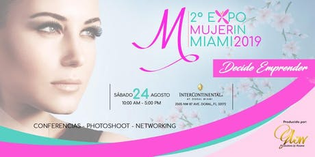 EXPO MUJERIN MIAMI 2019 entradas