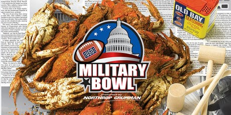 3rd Annual Military Bowl Junior Board Crab Feast Benefiting Patriot Point tickets