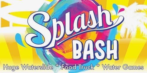 Splash Bash and Food Truck at The Fountain Church