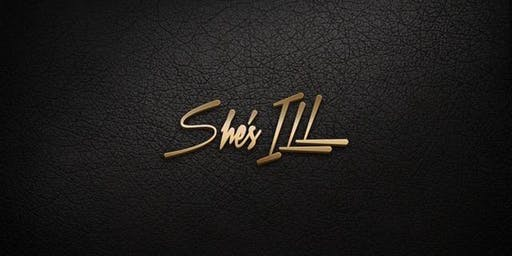 She's Ill Official Book Launch