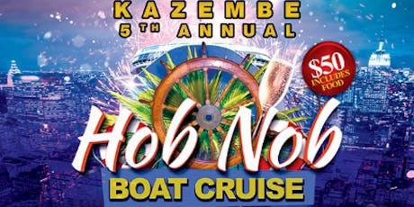 Hob Nob Party Boat Cruise tickets