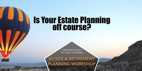 Grove City: Free Estate & Retirement Planning Workshop tickets