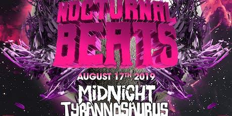 Nocturnal Beats  tickets