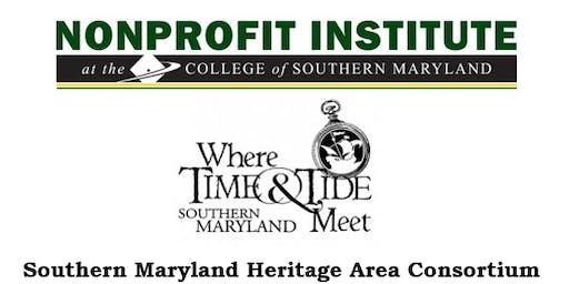 Heritage Area Grants Workshop