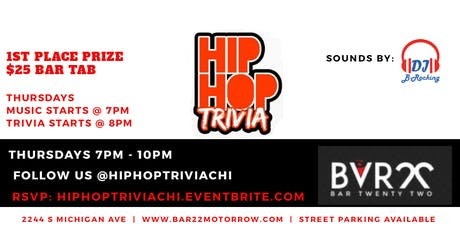 Hip Hop Trivia CHI tickets
