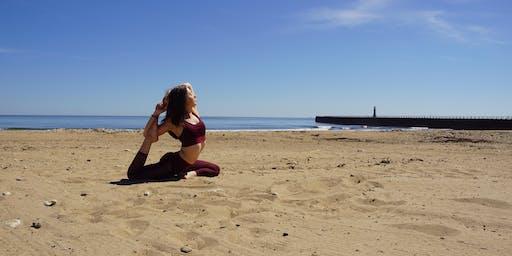 Seaburn Beach Yoga