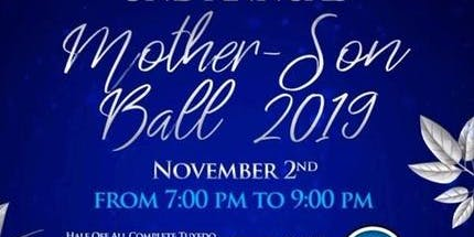 3rd Annual Mother-Son Ball 2019