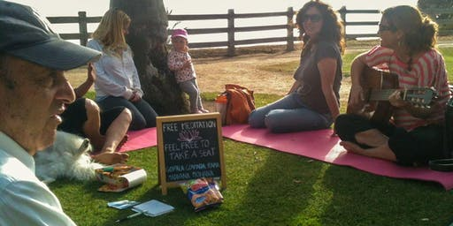 Meditation and Bhakti Yoga Classes w Vegetarian Supper - Elysian Park
