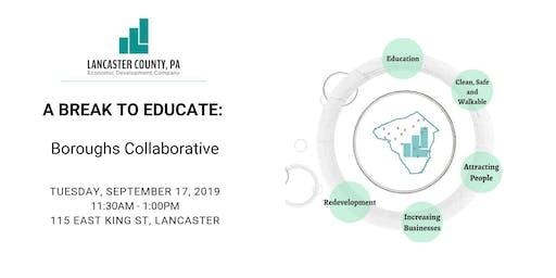 EDC's A Break to Educate: Boroughs Collaborative