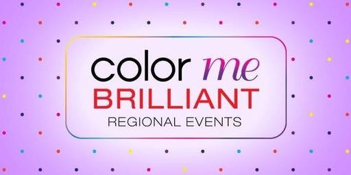 Color Me Brilliant - Rogers, MN - August Meeting