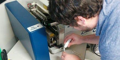 HATCH: Laser Cutter 101 tickets