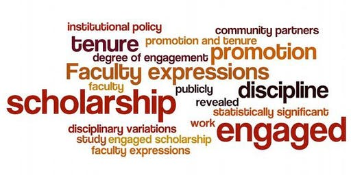 Promotion and Tenure Workshop (CTE and CEL Collaboration)
