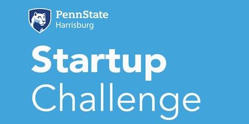 Startup Challenge at Penn State Harrisburg ~ Oct 18-20, 2019