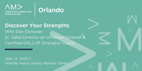 Discover Your Strengths with StrengthFinder tickets