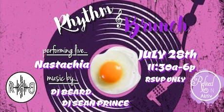 Rhythm N Brunch tickets