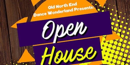 Open House-Free Classes at Dance Wonderland