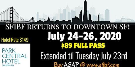 12th San Francisco International BACHATA Festival - July 24-26, 2020 tickets