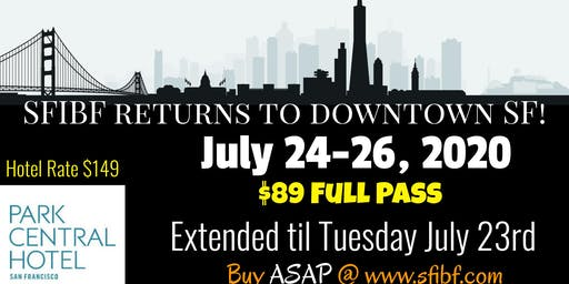 12th San Francisco International BACHATA Festival - July 24-26, 2020
