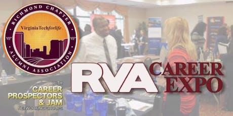 Job Seeker Registration - RVA Career Expo Fall 2019 tickets