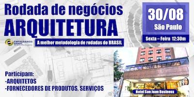 30-08 Rodada de negócios - ARQUITETURA