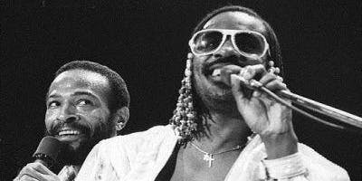 MARVIN GAYE & STEVIE WONDER - A MAGICAL DJ TRIBUTE BRUNCH TO THE GREATS!