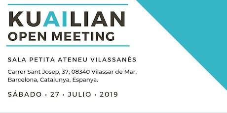 Evento Kuailian Vilassar de Mar entradas