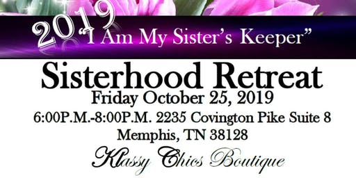 Women Exhaling & Excelling Sisterhood Retreat  Sip & Shop Event